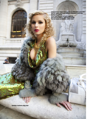 Fashion Couture Magazine, Nov '13